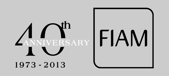 Fiam Celebrates 40th Anniversary