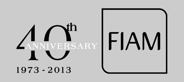 Fiam Celebrates 40th Anniversary
