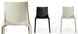 Kristalia Dining Chairs