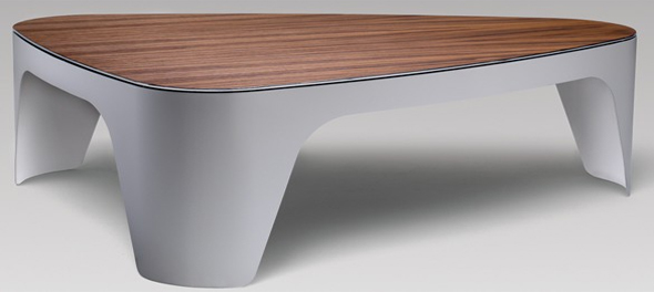 Tabular Coffee Table by Muller
