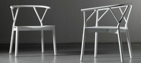 Valerie dining chair by Miniforms