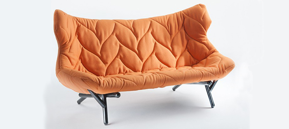 Foliage Sofa by Kartell