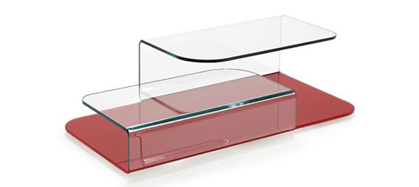 Hug - Coffee Table/TV Unit by Sovet