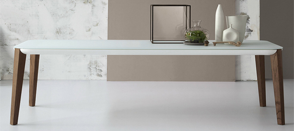 Match Dining Table by Bonaldo