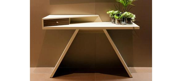 modern italian console table