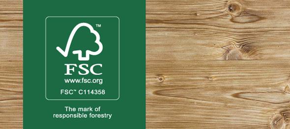 Pedrali obtains FSC certification