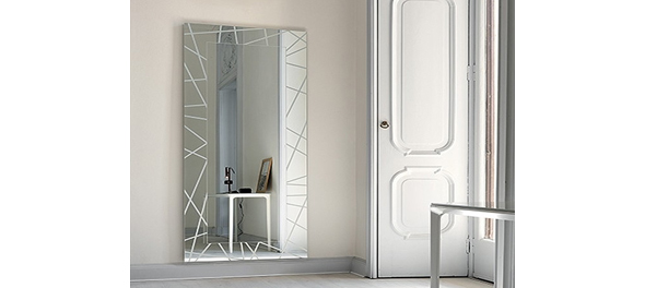 Segment Rectangular - Mirror by Sovet