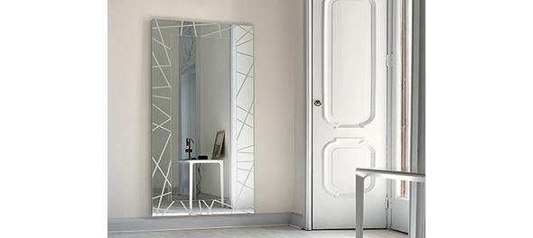 Segment Rectangular - Mirror by Sovet