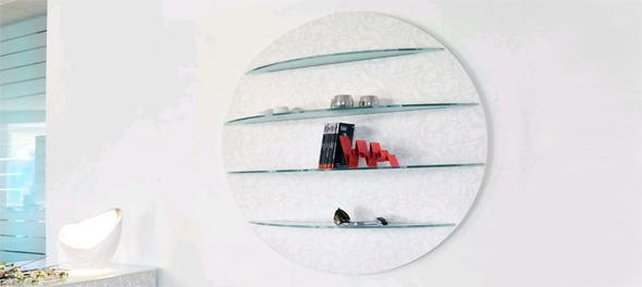 Sphera shelving unit