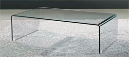 All Bent Glass Furniture