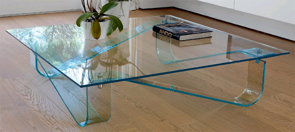 Wind coffee table