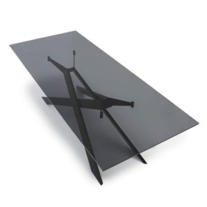 Cross dining table by Sovet
