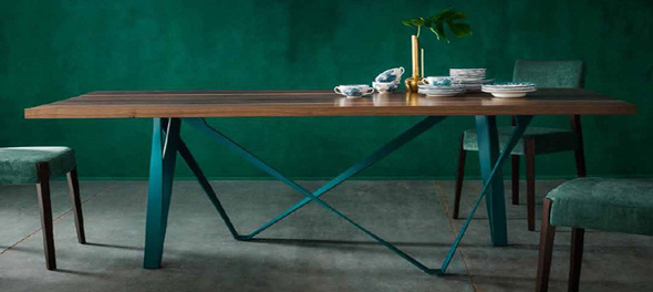 Sedit Wave dining table
