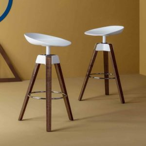 Plumage Stool by Bonaldo