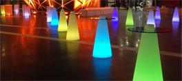 Slide Bar Tables
