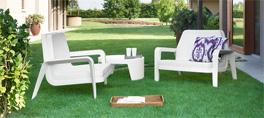 Slide Lounge Chairs
