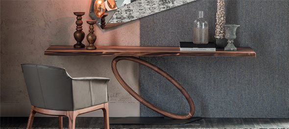 Console Table Tour by Cattelan Italia