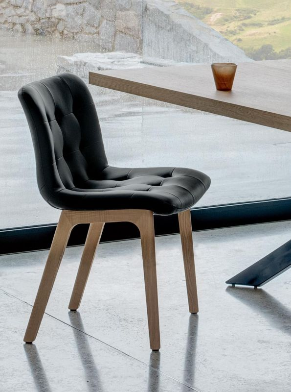 Evolution of Bontempi Chair: From Delfina to Kuga