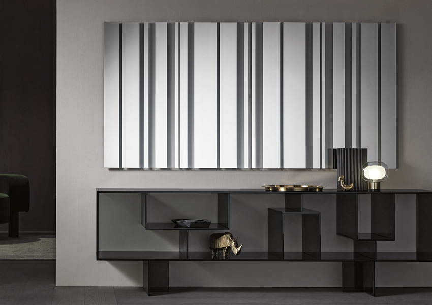 Tonelli Brings Glass and Class to Milan Furniture Fair